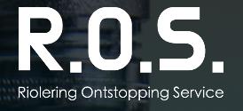 Logo ROS riolering ontstopping service